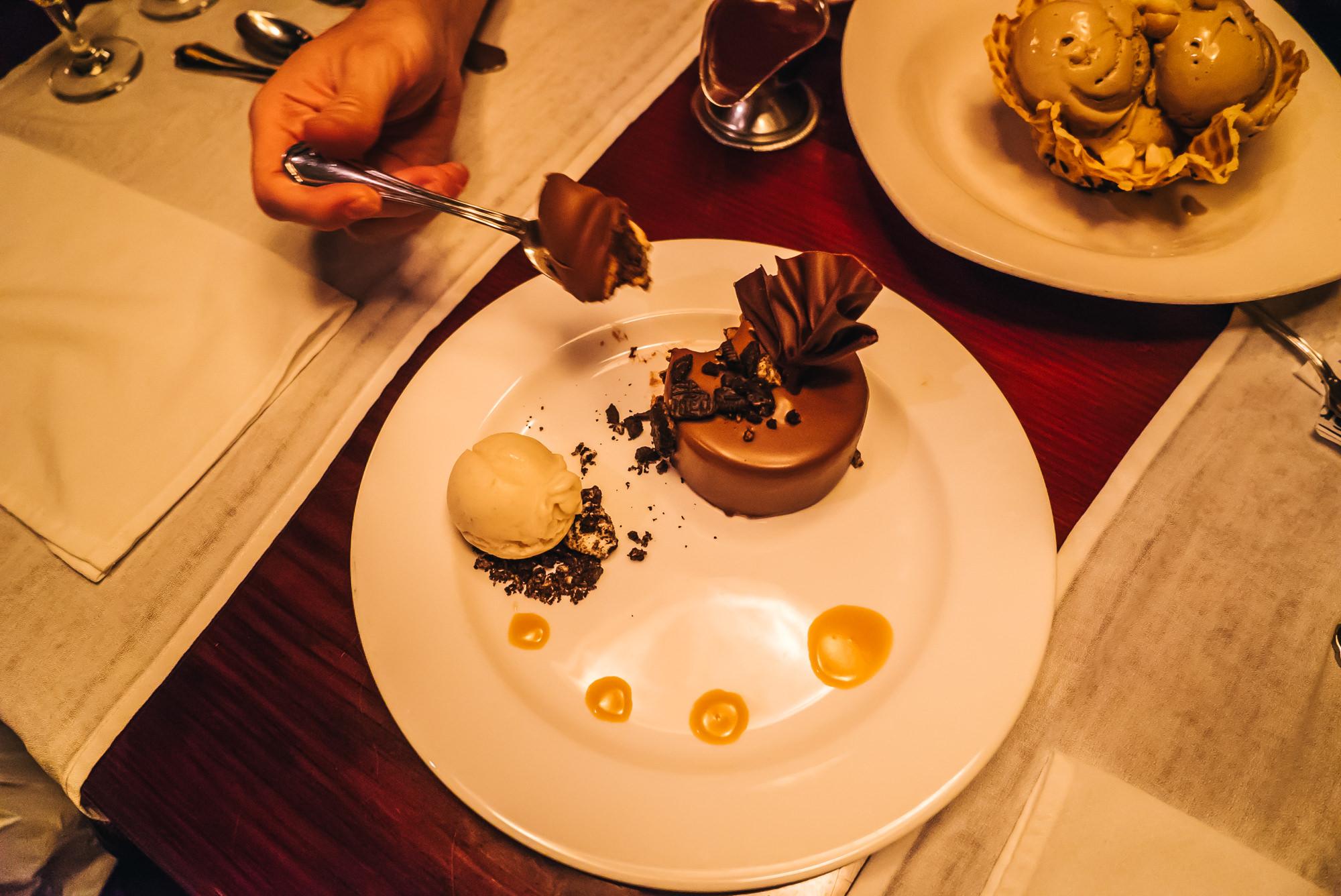 Chocolate Peanut Butter Truffle