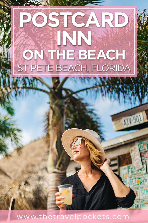 Postcard Inn - St. Pete Beach, Florida #beaches #Florida #StPeteBeach #TampaBay #PostcardInn #USA
