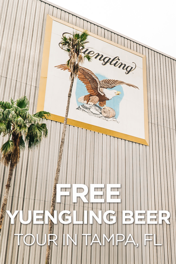 YUENGLING Beer Tour