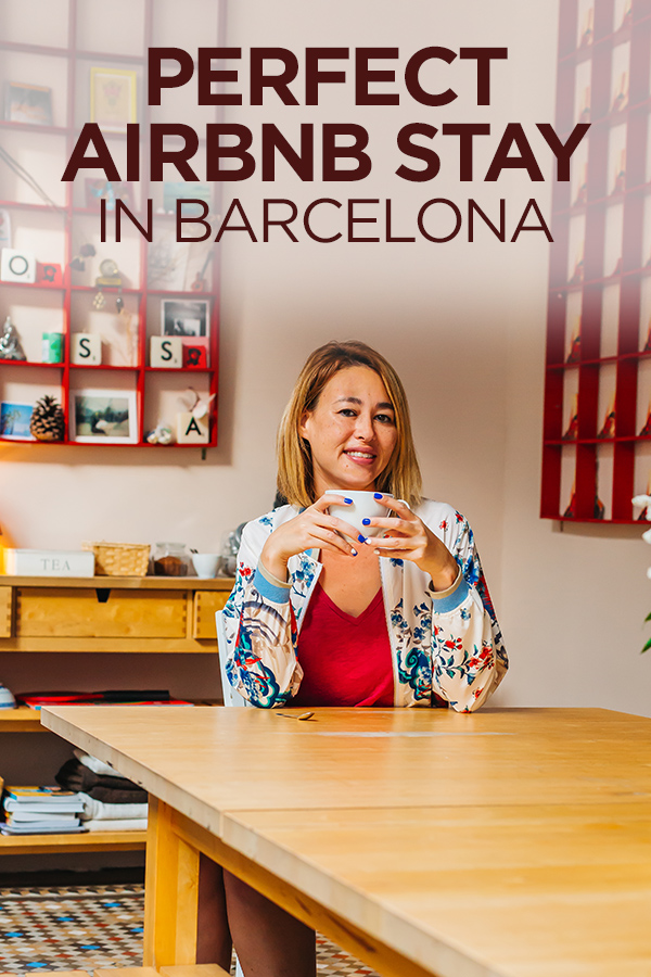 Perfect Airbnb Stay in Barcelona Spain
