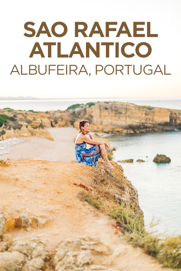 San Rafael Atlantico Resort in Albufeira, Portugal #Europe #beaches #Portugal #Algarve