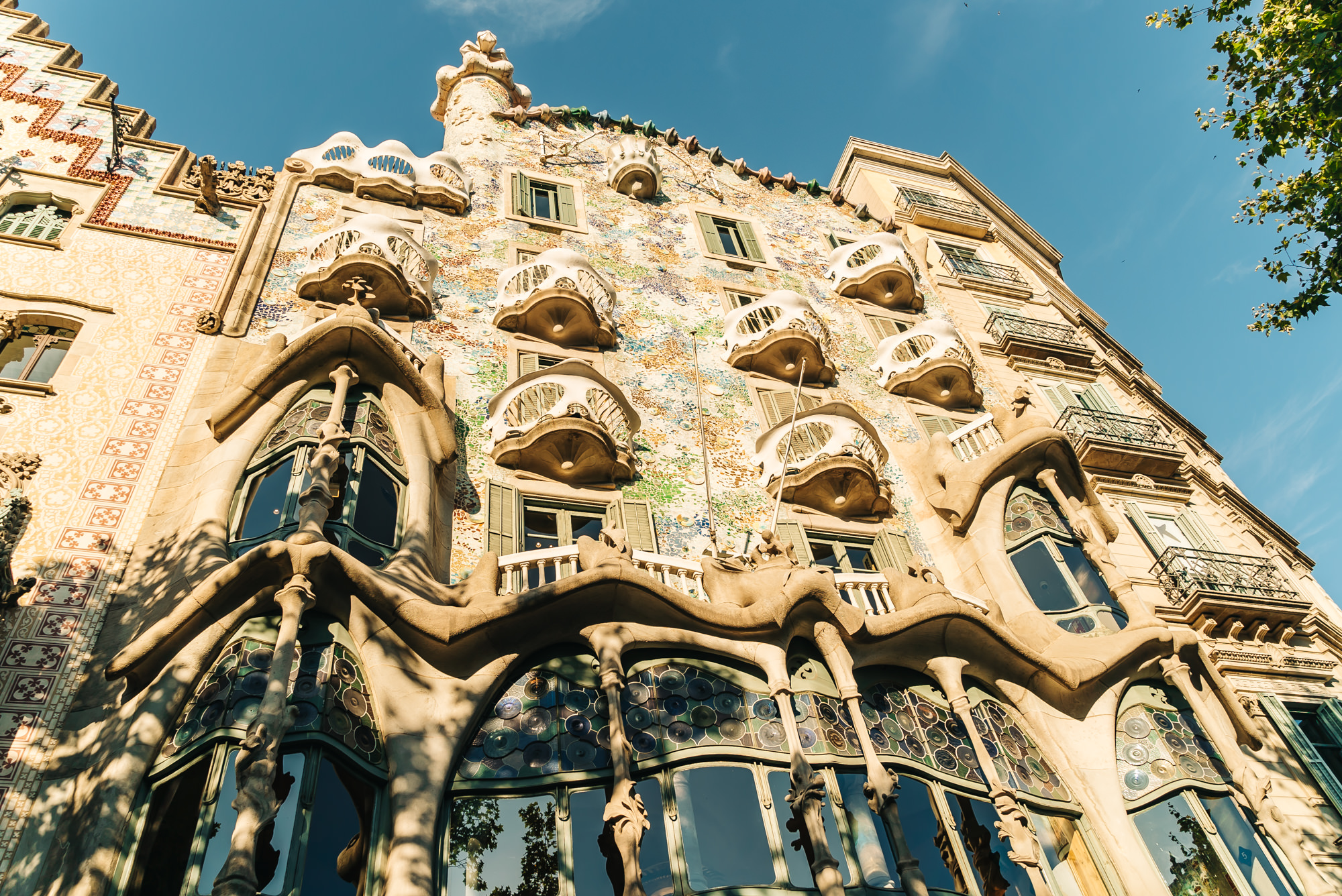 A Visit To Antoni Gaudi S Casa Batllo In Barcelona Spain Travel Pockets