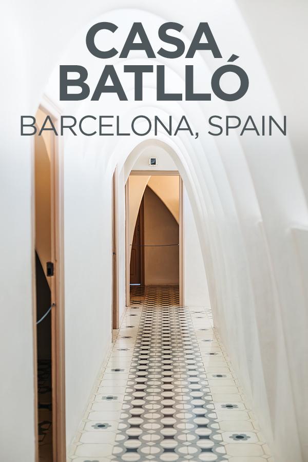 Casa Batllo #Gaudi #Barcelona #Spain #Europe