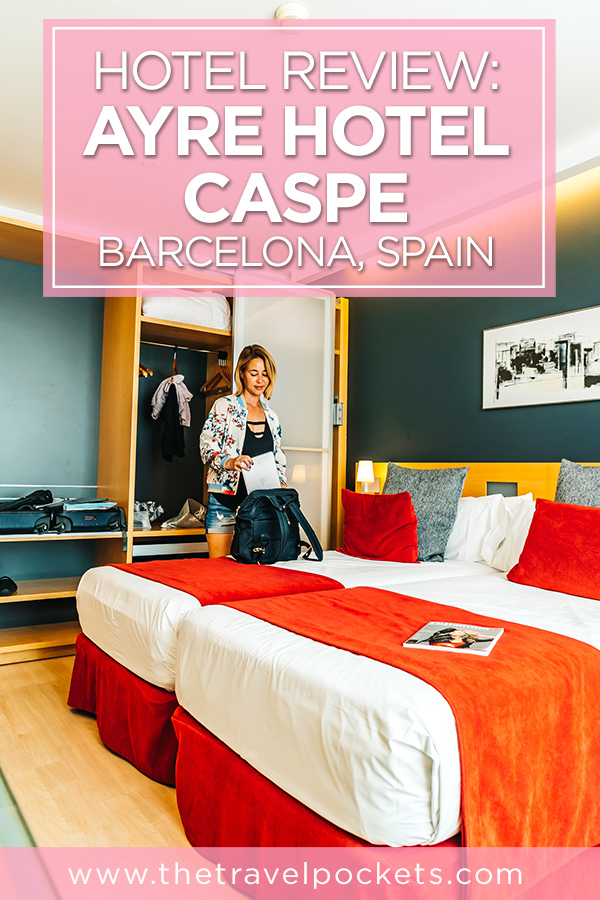 #Barcelona Ayre Hotel Caspe #Spain #Europe #hotel