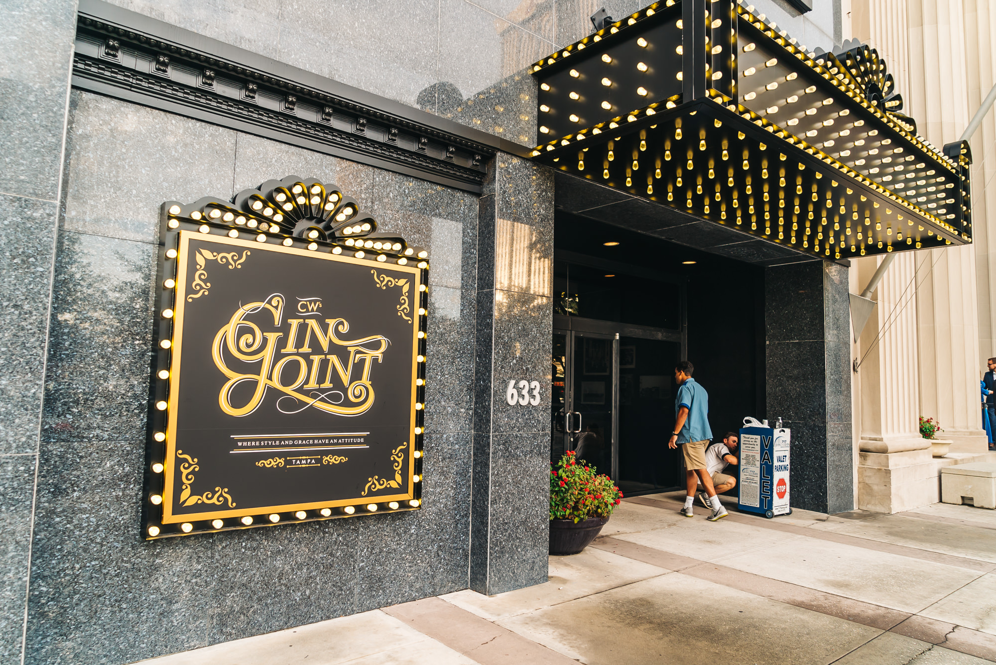 C.W.'s Gin Joint in Tampa, Florida