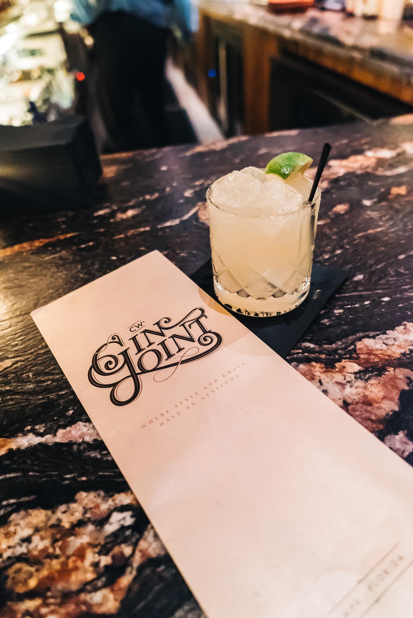 Gin Joint #Tampa #Florida bar