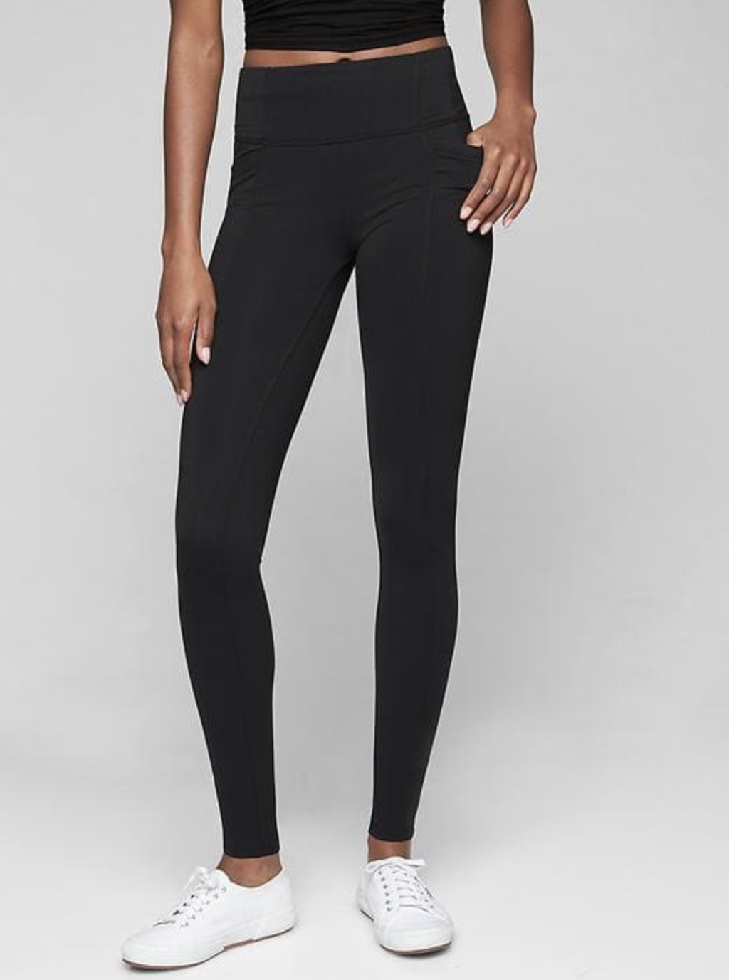 Athleta Metro High Waisted Leggings