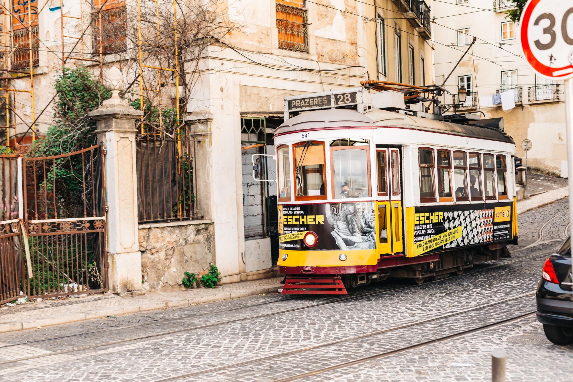 Historical Tram 28