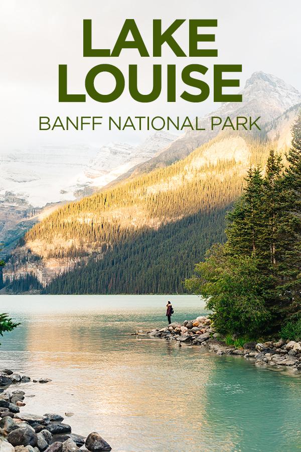 Lake Louise #Banff #Canada #NationalPark