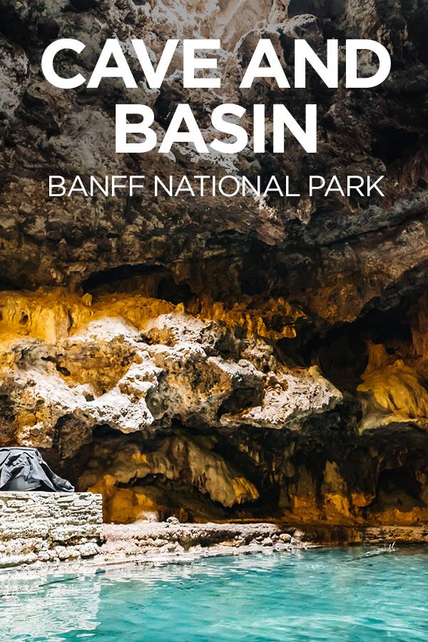 Cave and Basin #Banff #NationalPark #Canada