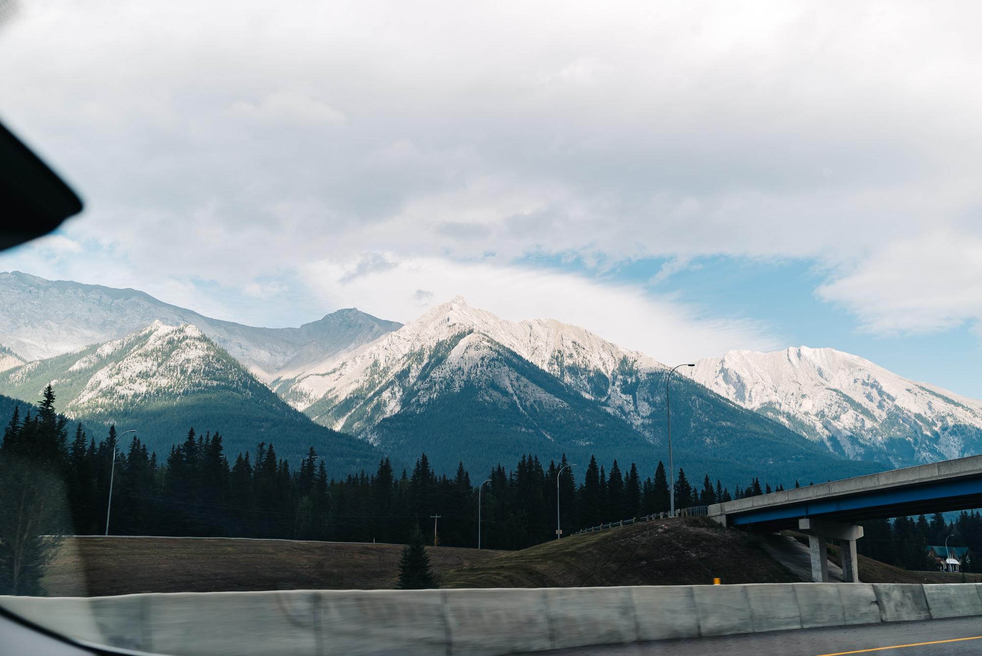 Banff National Park Scenic Drive