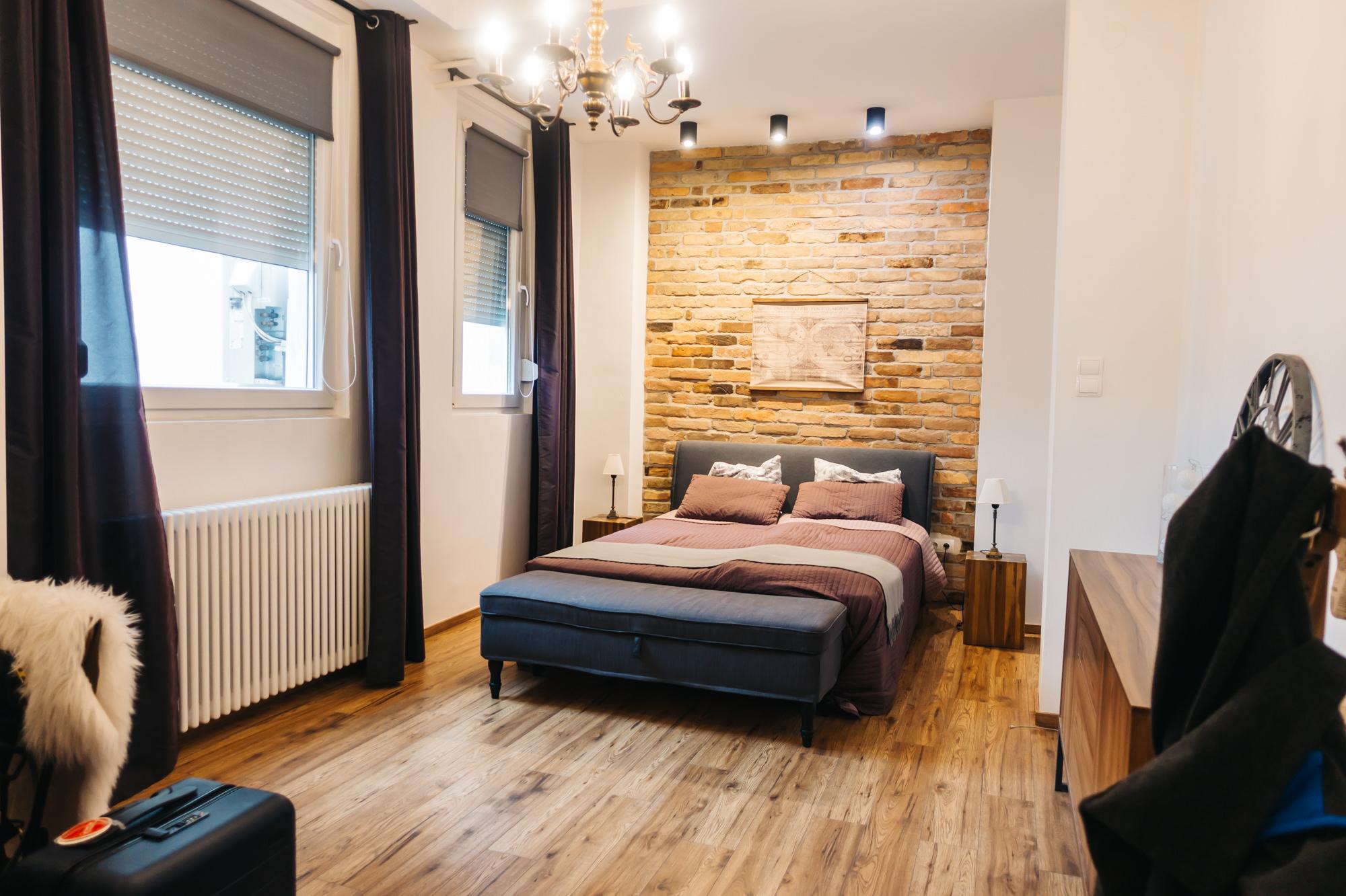 Soundproof bedroom