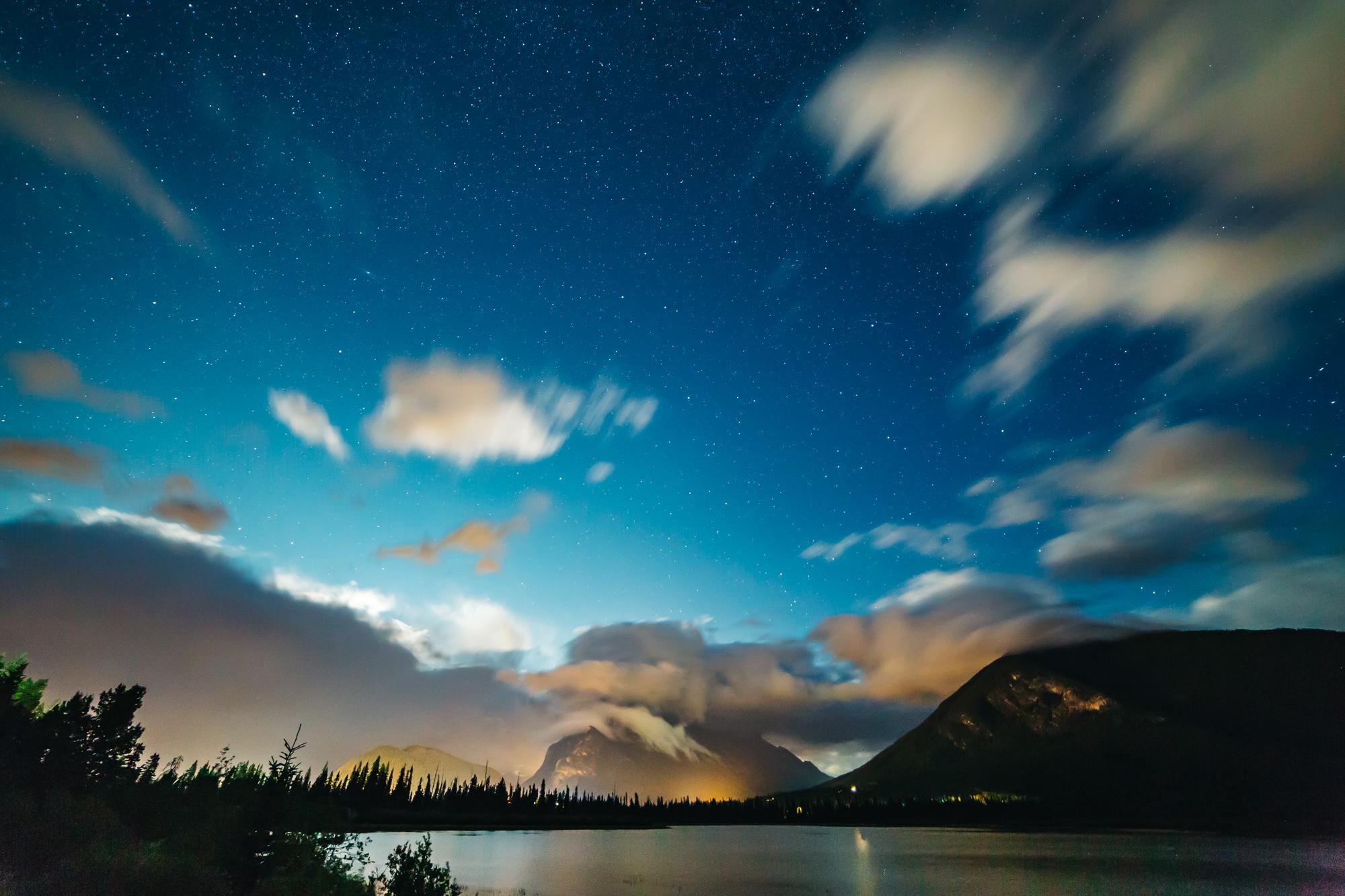 Night Photography at Vermilion Lake