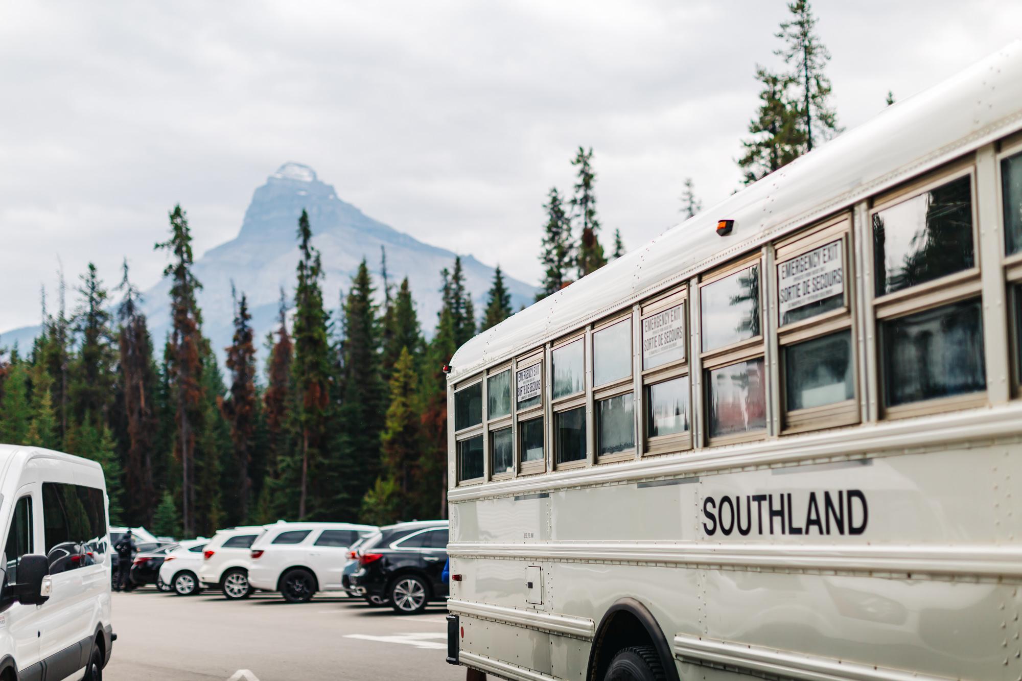 Banff Shuttle Bus