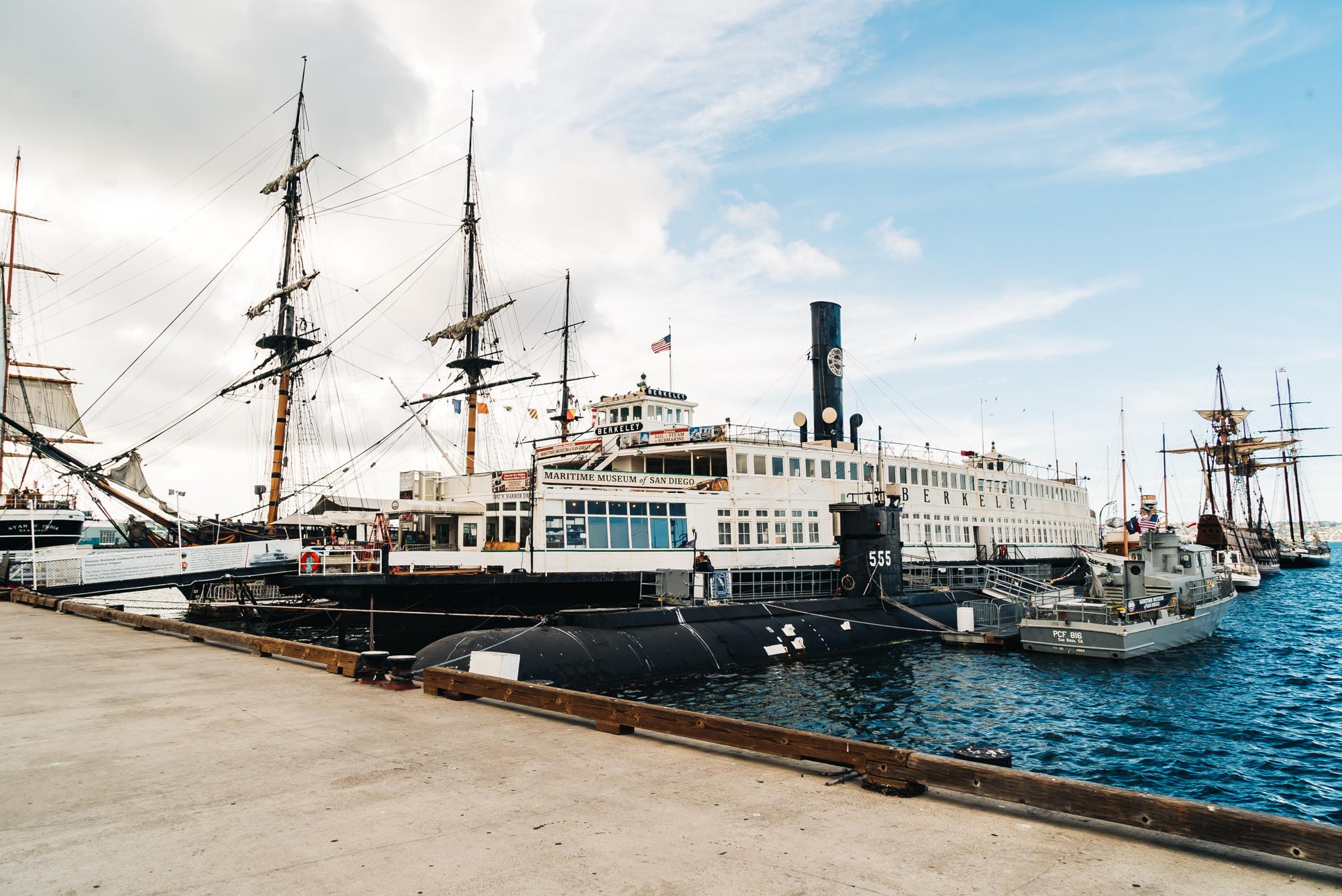 Steam Ferry Berkeley