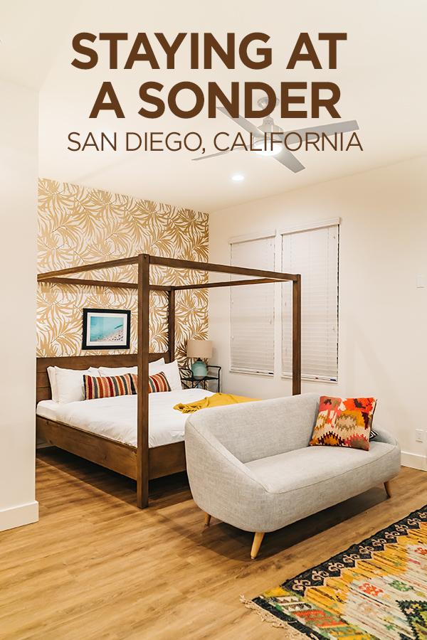 Sonder #accommodation #takingstayfurther #SanDiego #California #Sonder