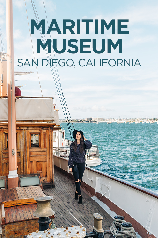 Exploring Ships and Submarines at the Maritime Museum in San Diego