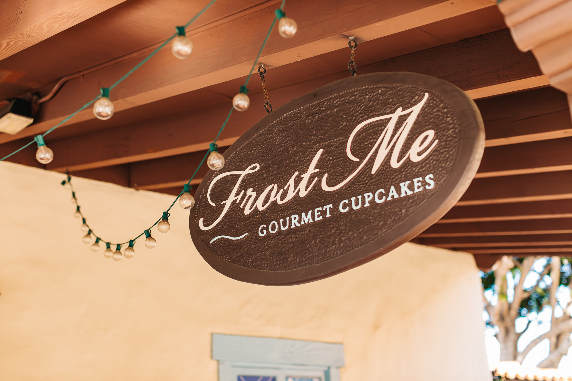 Frost ME Gourmet Cupcakes   Seaport Village