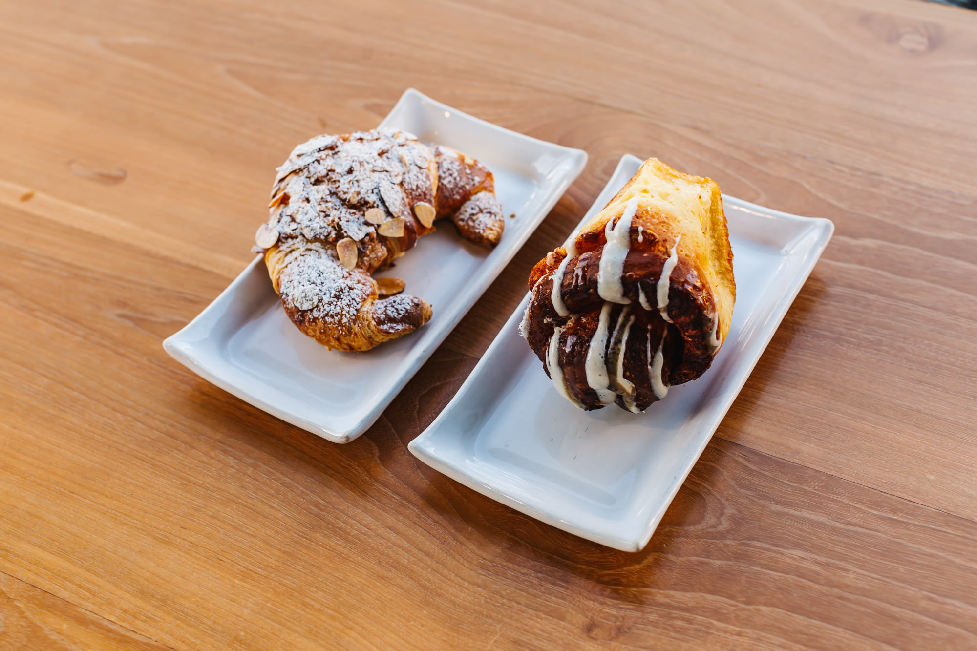 Fresh baked pastries from   Lofy Coffee Co.