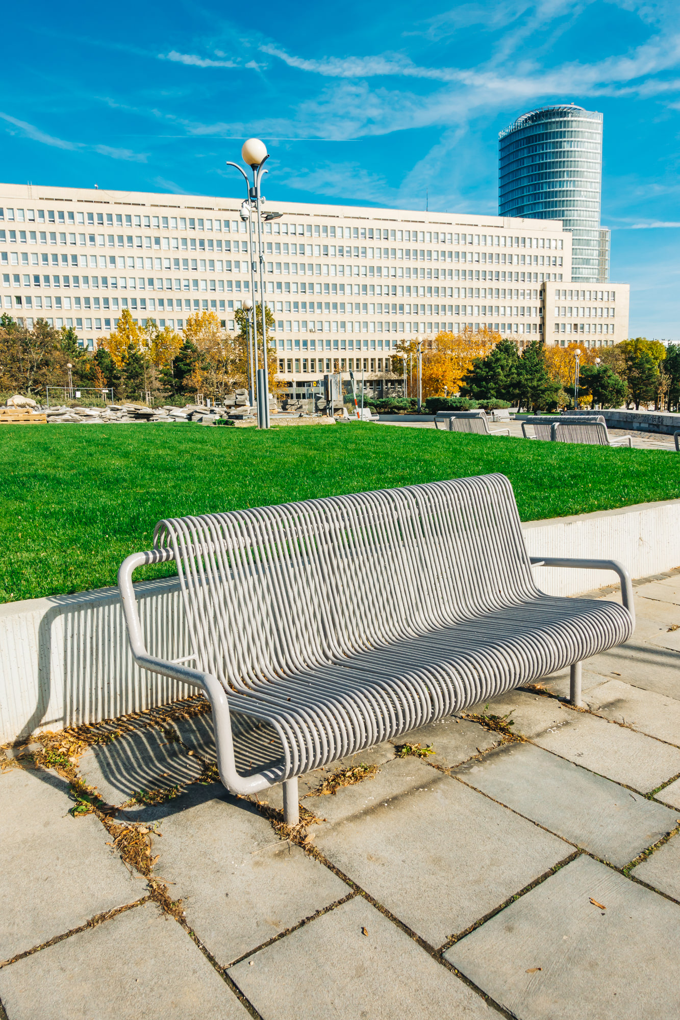 Functional Communist benches
