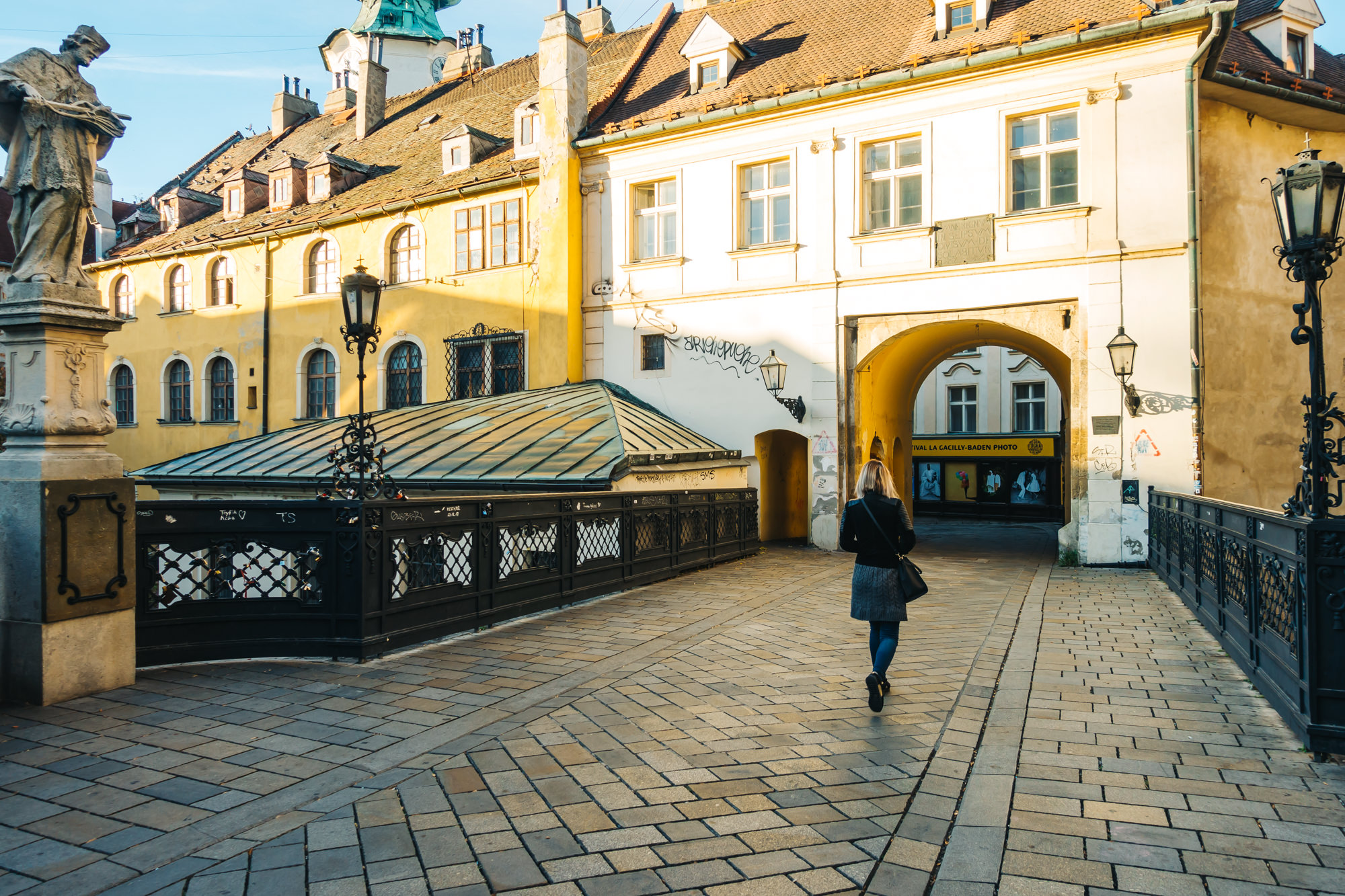 St. Michael's Gate of Old Town