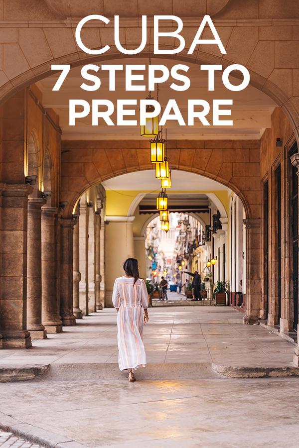 7 Steps to Prepare for Cuba #Havana #Caribbean #Cuba
