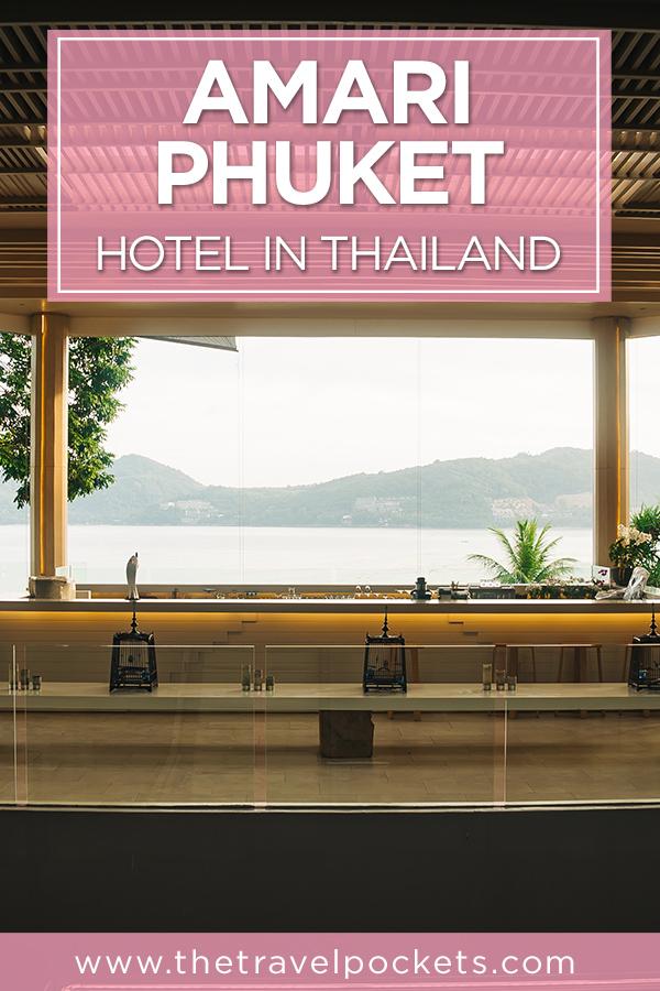 Amari Phuket #hotel #resort #Thailand #Phuket #Asia