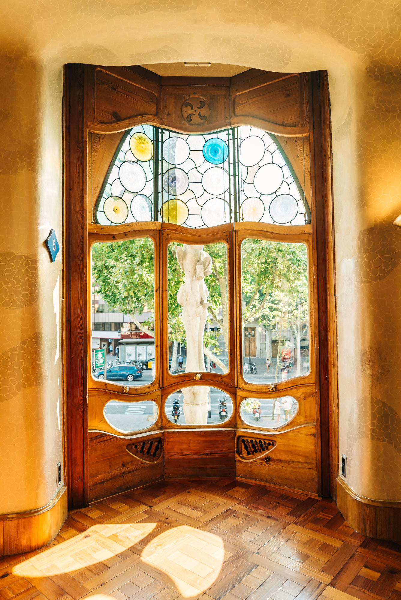Antoni Gaudi's Casa Battlo