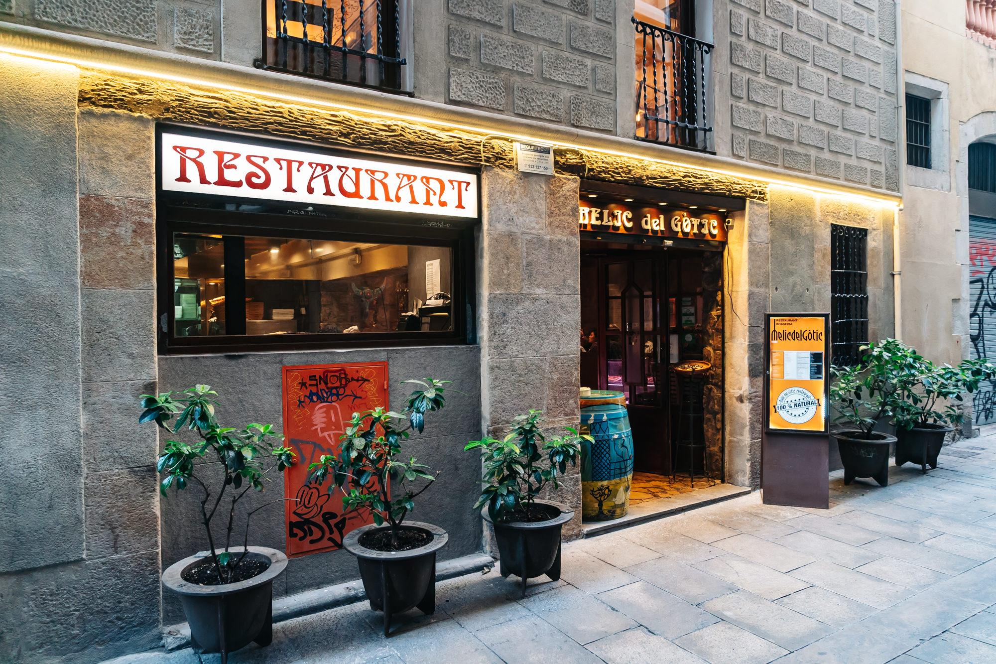 Melic Del Gotic restaurant