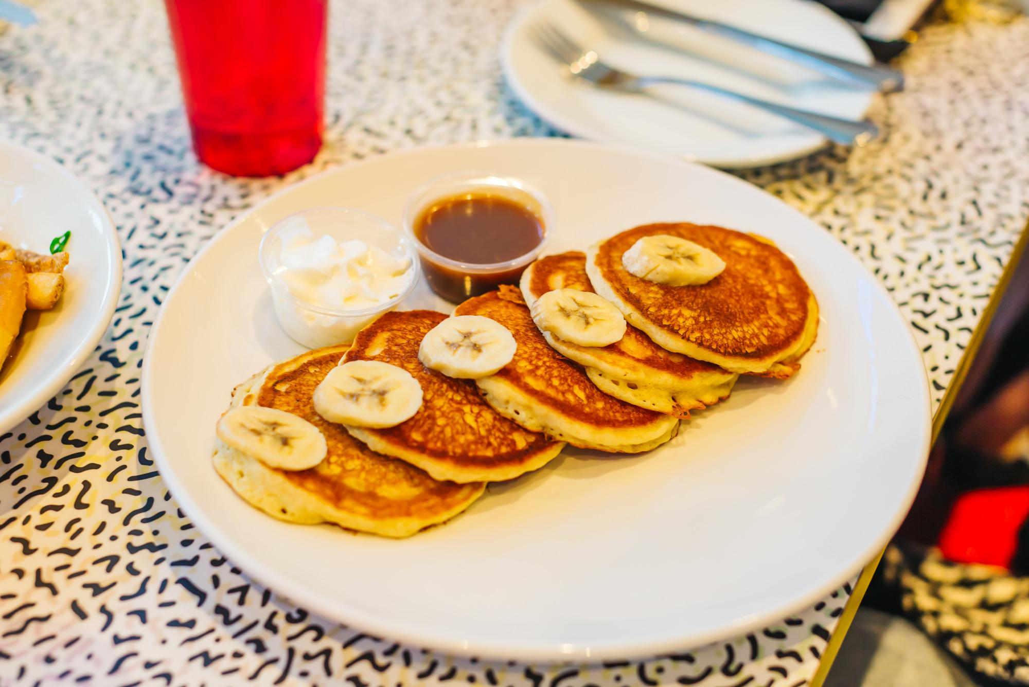 Beat Valley Buttermilk Pancakes