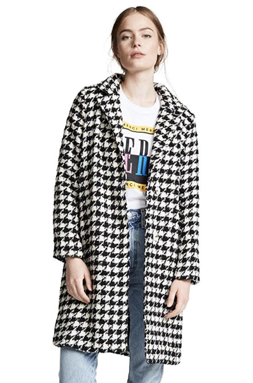 Moon River Women's Tailored Coat