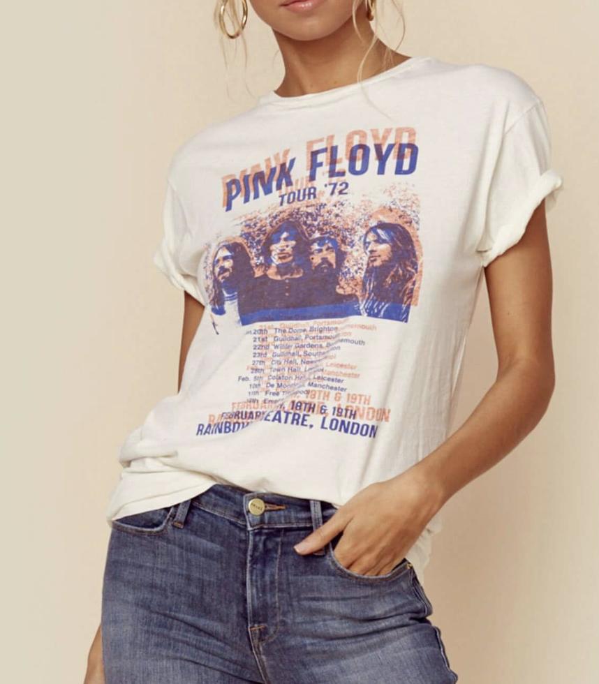 Pink Floyd Vintage Band Tee