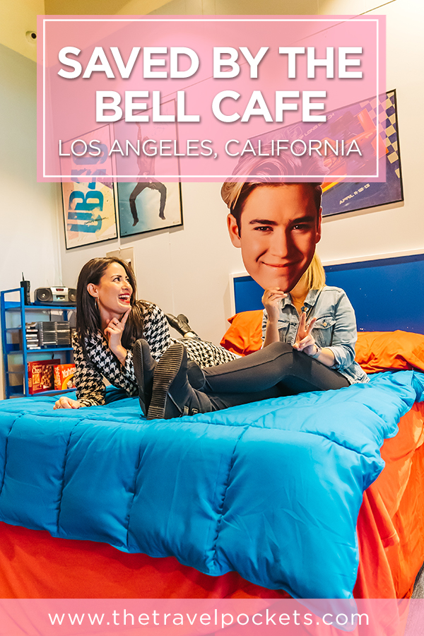 Saved by the Bell cafe #LosAngeles #California #USA