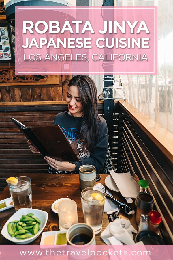 Robata Jinya #Japanese #LosAngeles #California #USA