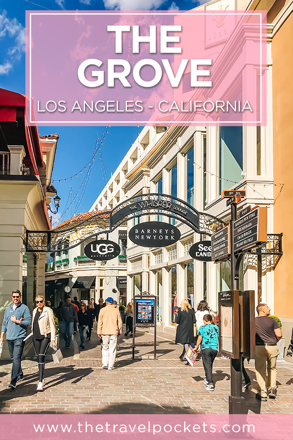 The Grove #LosAngeles #California #USA