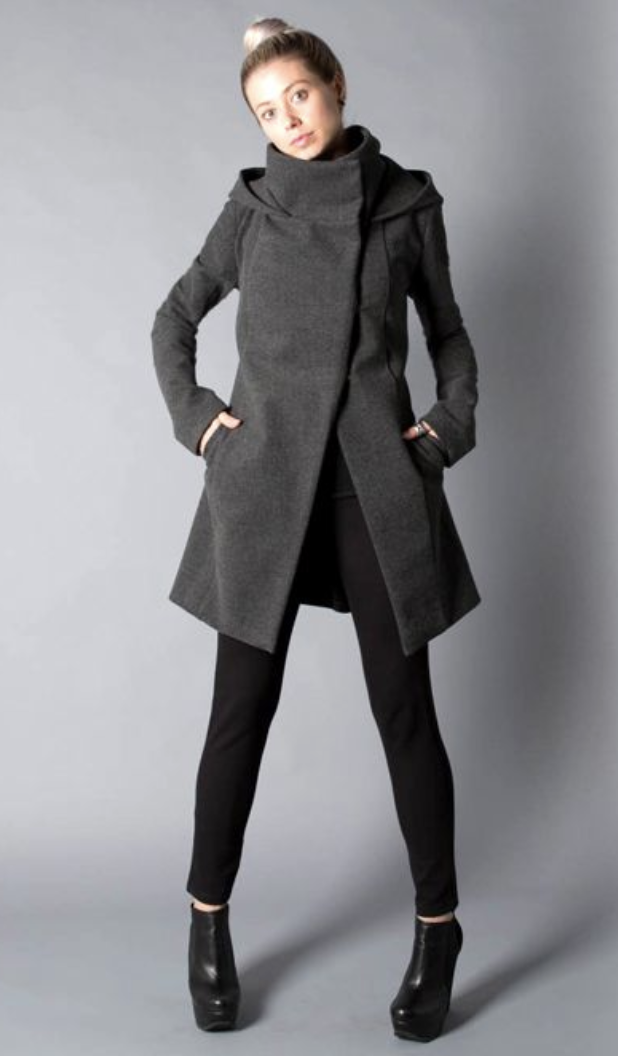 Betabrand All-Day Coat