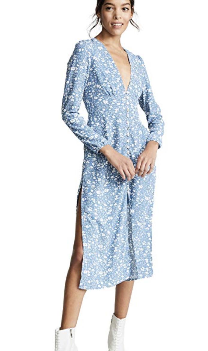 Rahi Floral Scarlett Dress