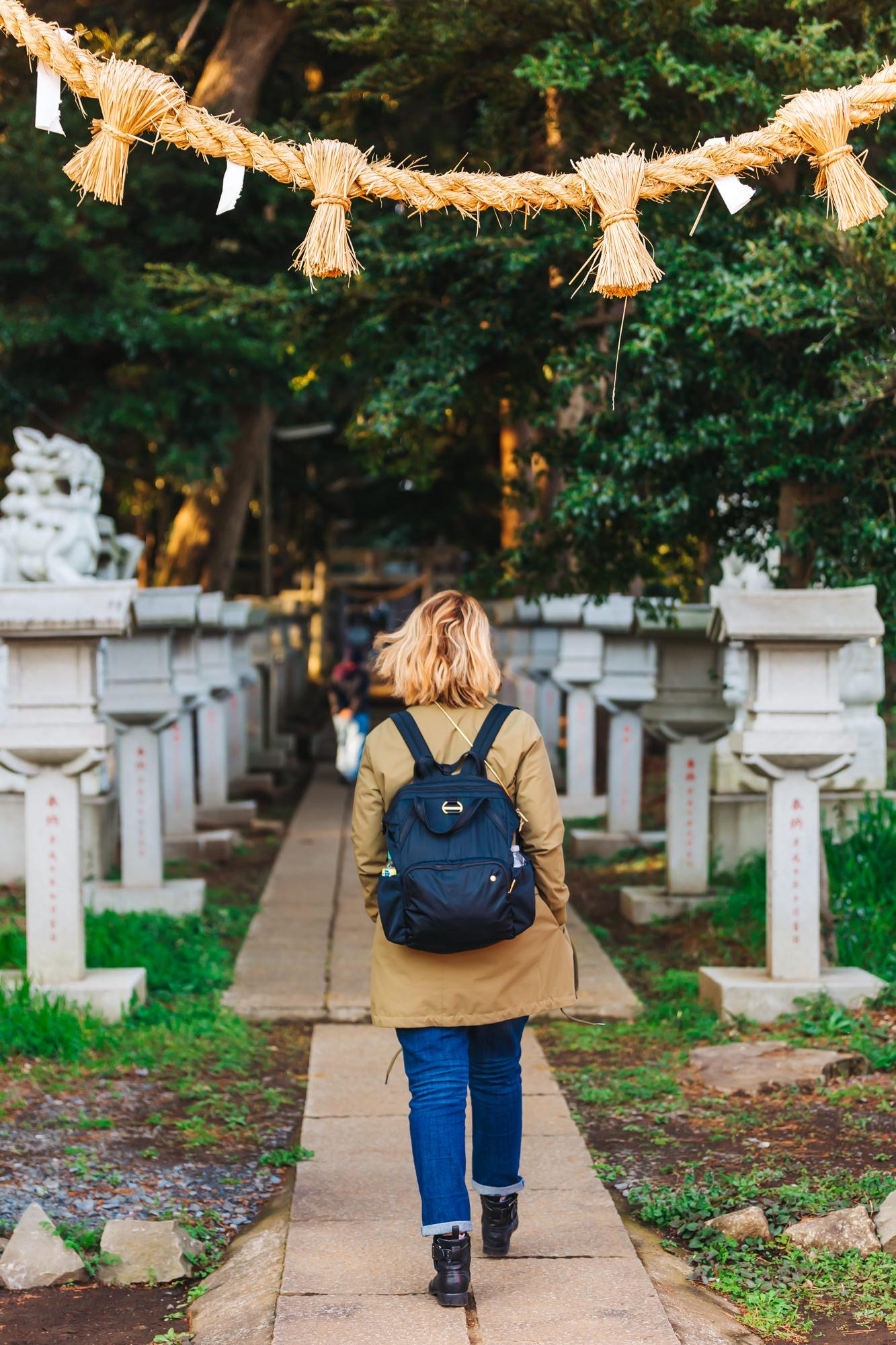 Anatomie   Jacket     | Pacsafe   Citysafe Anti-Theft Backpack     | Union bay     Denim