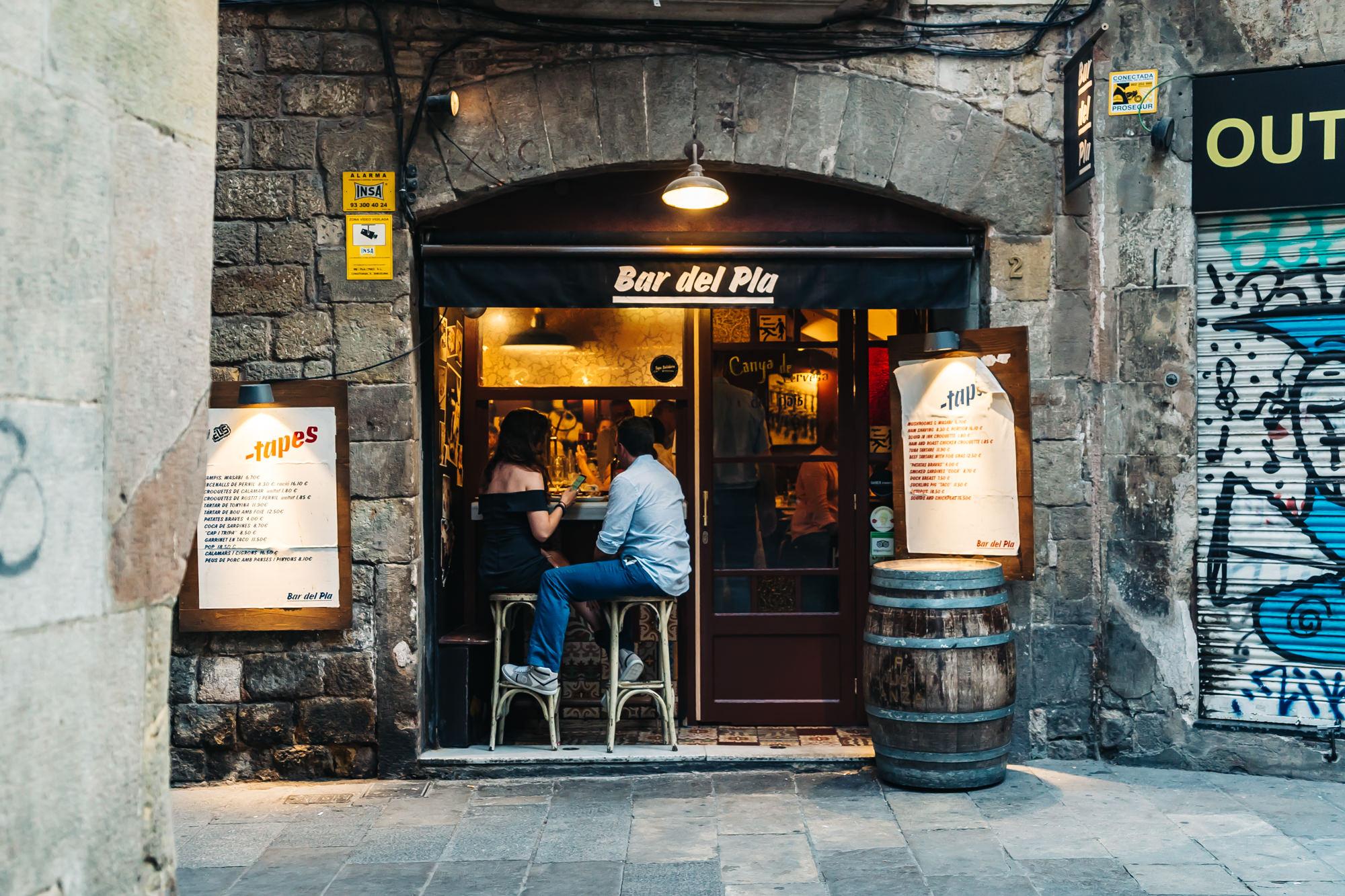 Bar del Pla #Barcelona #Spain