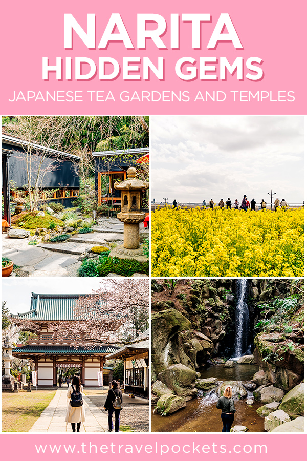 Narita Hidden Gems #Japan #JapaneseGarden #Temple