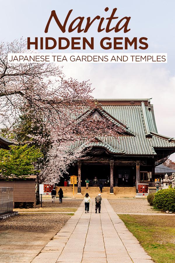Narita Hidden Gems #Japan #JapaneseGarden #Temple