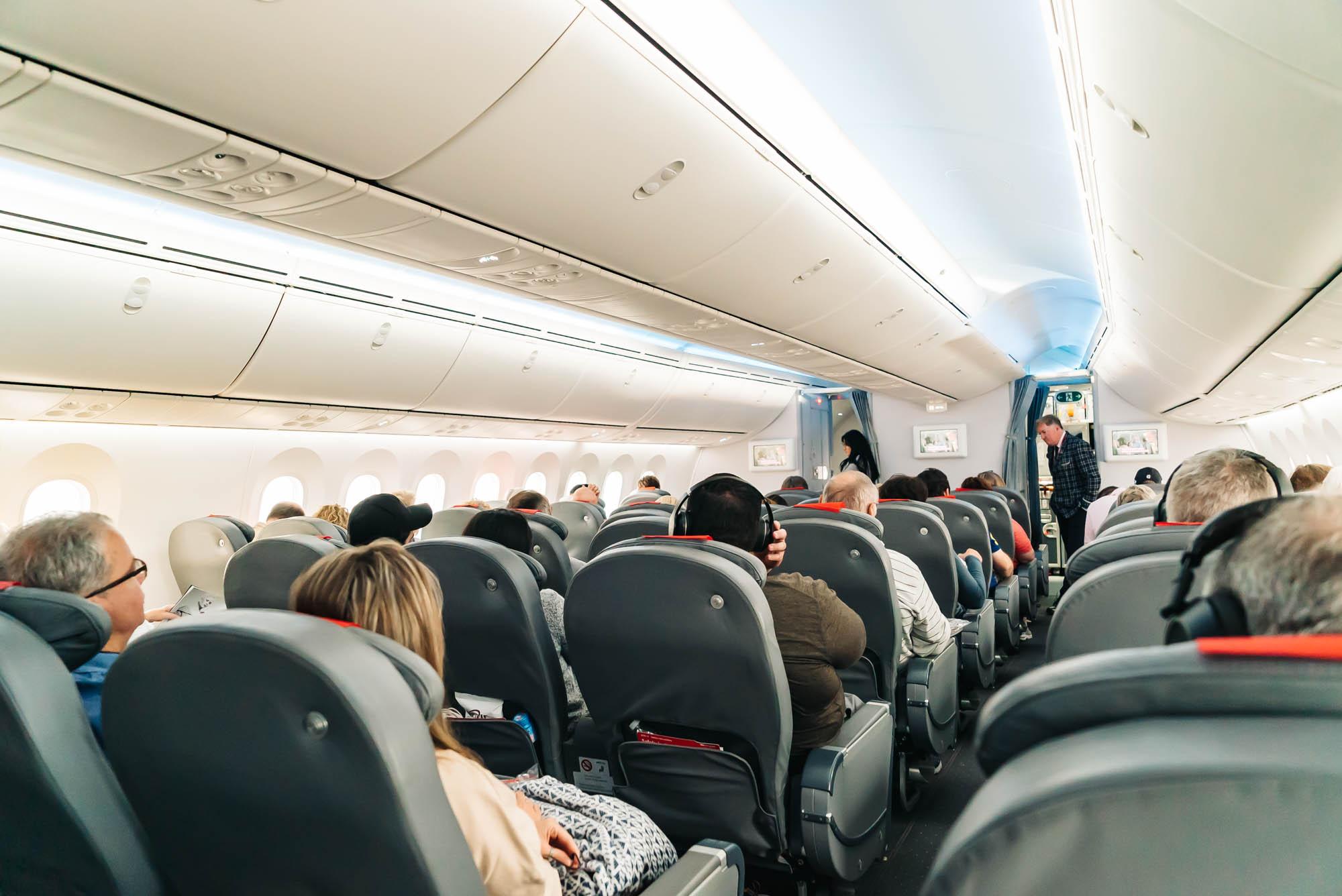 Norwegian Air's Premium Cabin