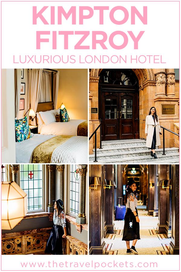 Kimpton Fitzroy #London #Hotel #IHG