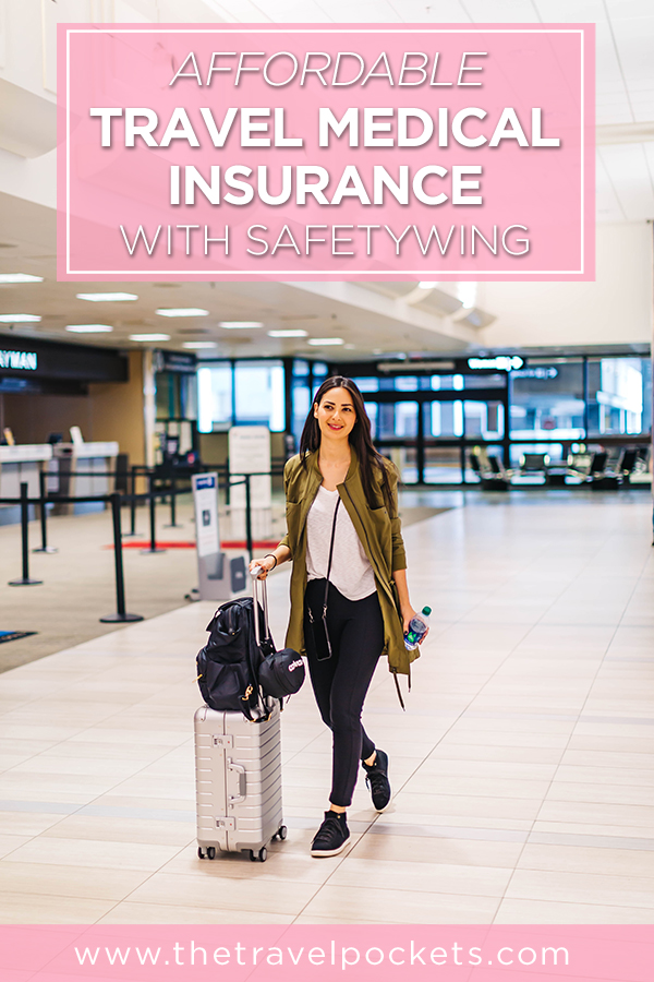 #SafetyWing #TravelInsurance #MedicalInsurance #AffordableInsurance