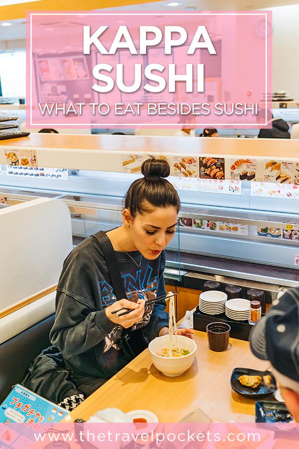 Kappa Sushi #kaitensushi #sushi #Japan