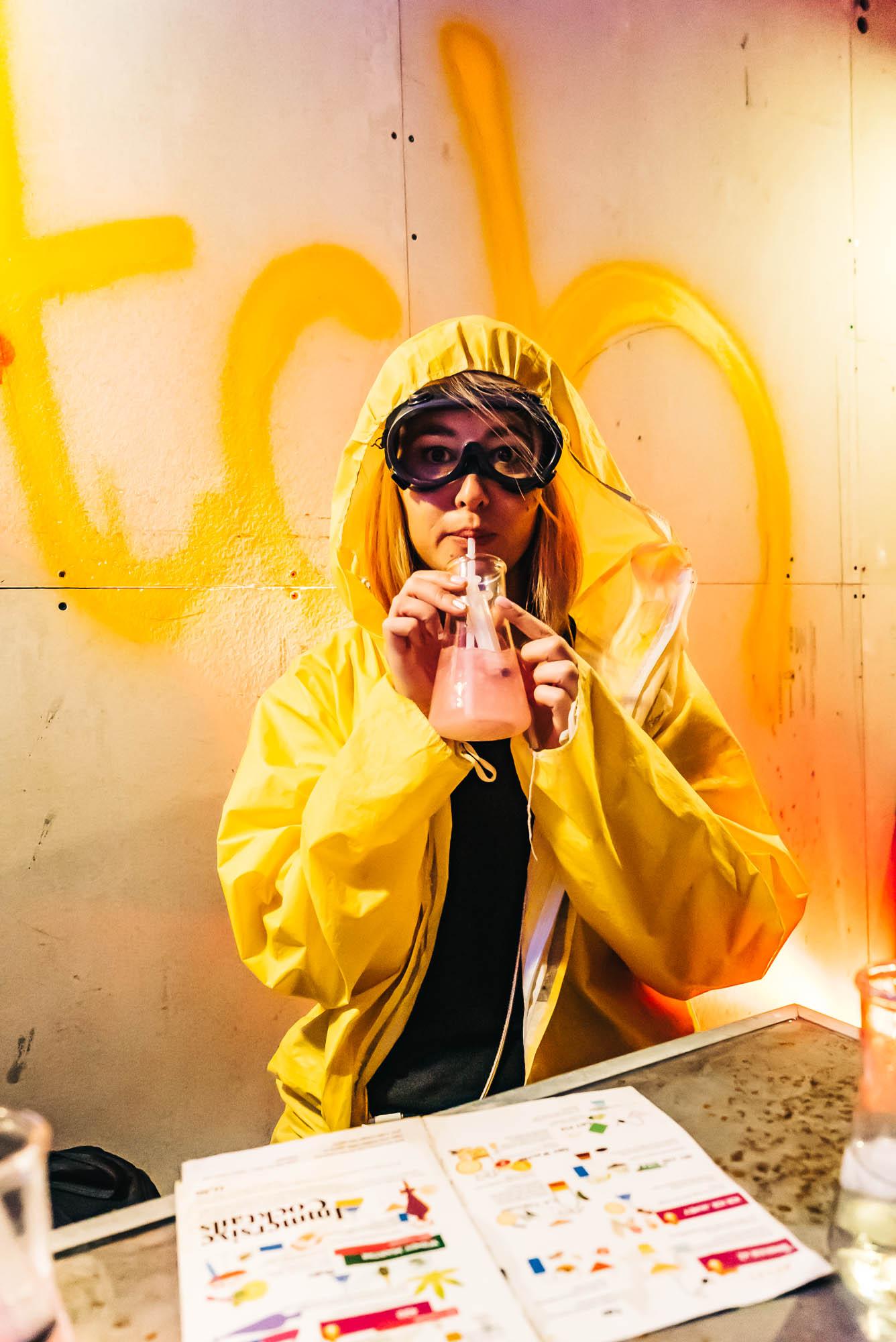ABQ London Breaking Bad Themed Bar  #ABQ #London #BreakingBad
