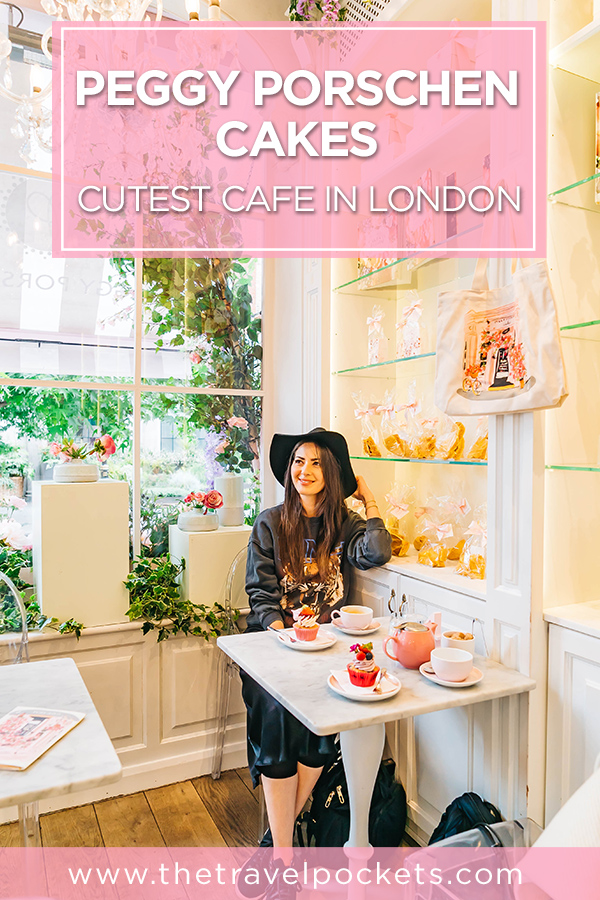 Peggy Porschen Cakes #London #cupcakes