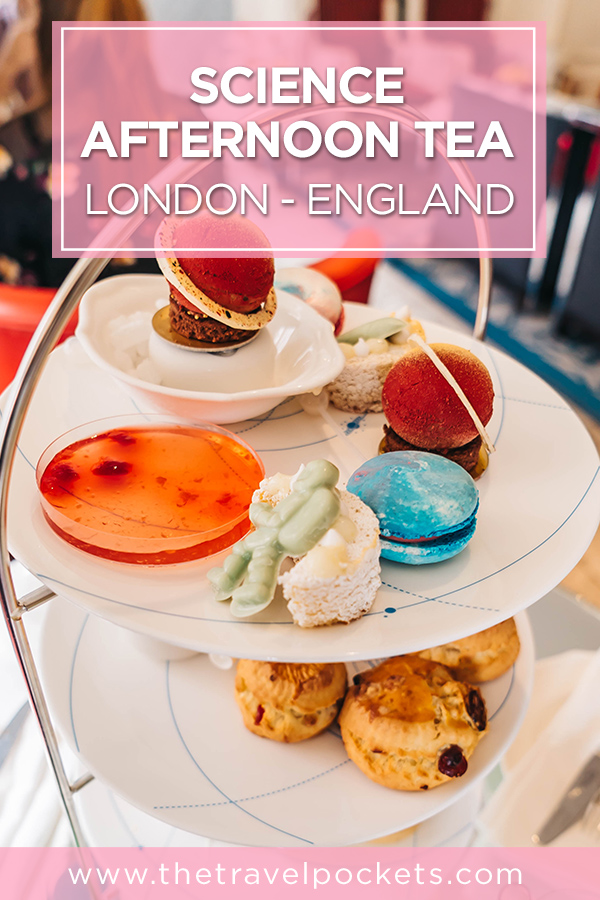 Science Afternoon Tea #London #afternoontea #sciencetea