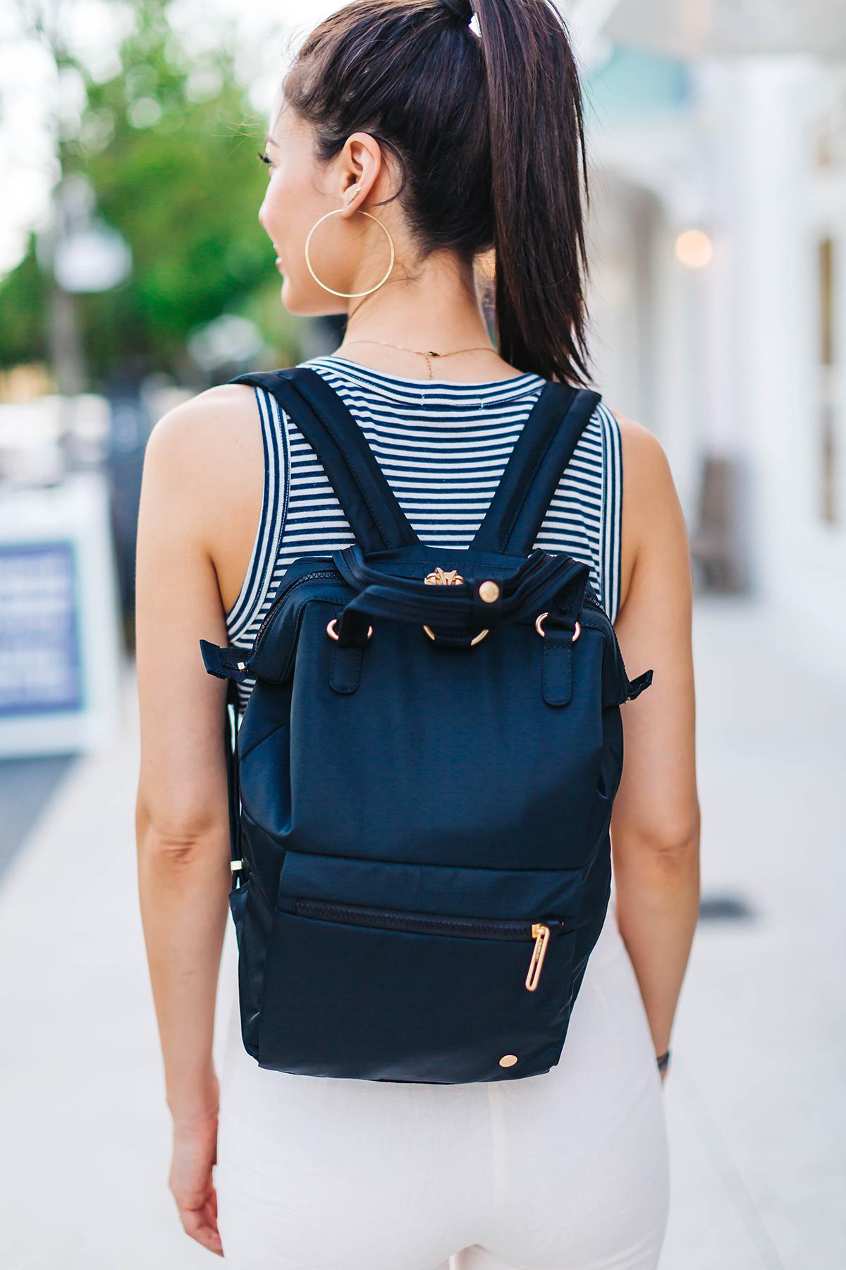 CitySafe CX Backpack Mini