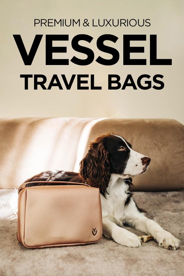 Vessel Travel Bags #Vessel #Luggage